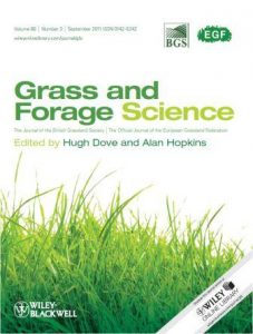 Grass and Forgage Science